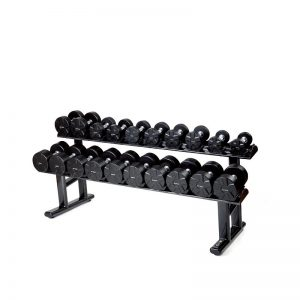 Dumbbell rack 2 metres
