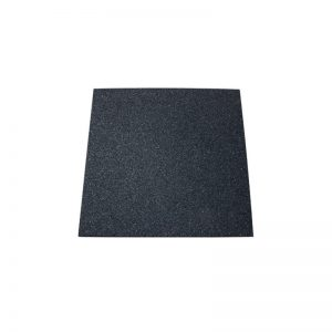 Flooring rubber tile – Medium grain
