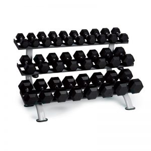 Dumbbell rack 13 coppie