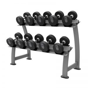 Dumbbell rack 12 coppie